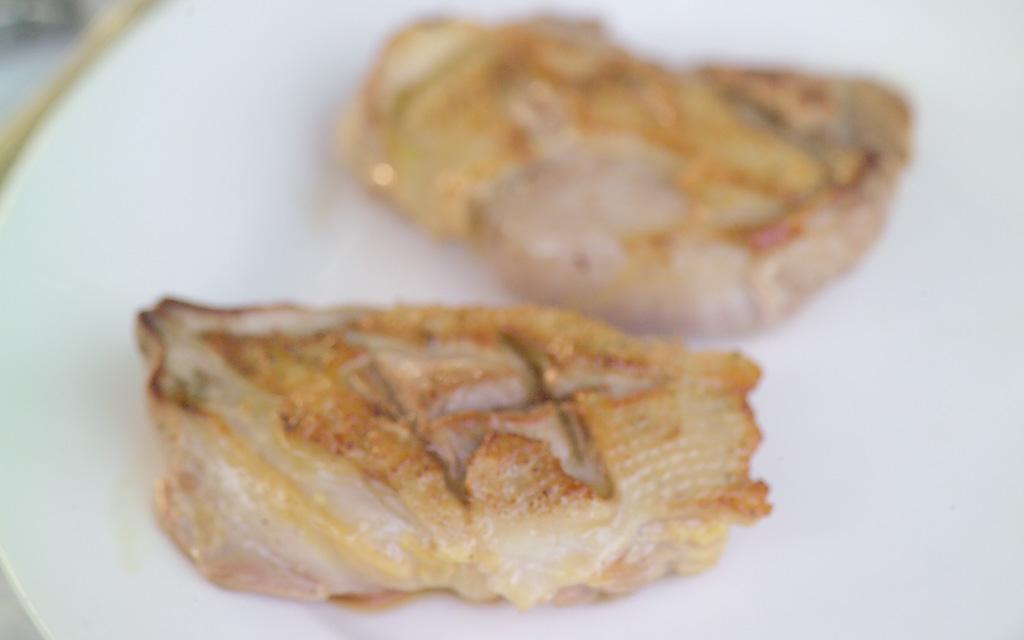 Magret de canard, duck breast